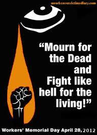 Διεθνής Ημέρας Μνήμης Εργατών (Worker's Memorial Day), socialpolicy.gr