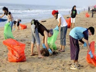 Εθελοντές Πόρτο Ράφτη We keep our beaches clean ΚΡΑΤΑΜΕ ΤΙΣ ΠΑΡΑΛΙΕΣ ΜΑΣ ΚΑΘΑΡΕΣ