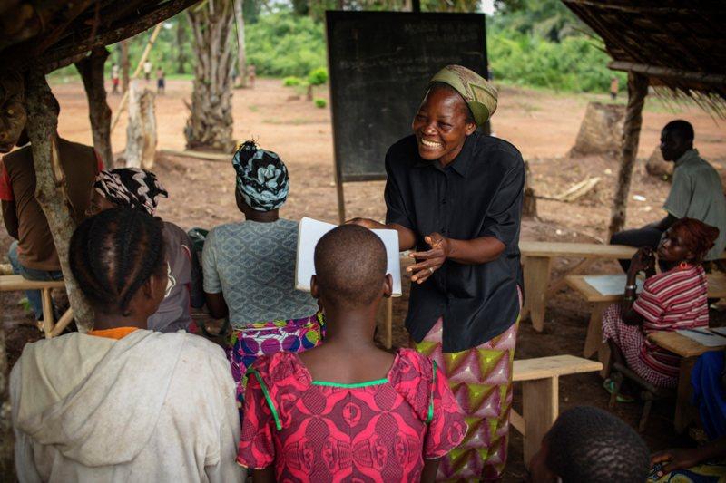 UNHCR's 2013 Nansen Refugee Award Laureate: Sister Angélique Namaika