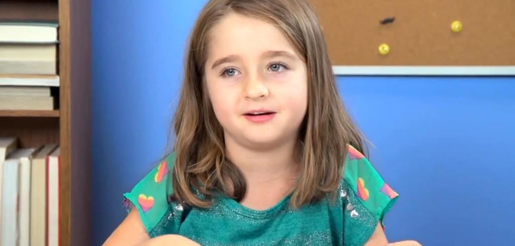 Kids React Series Παιδιά αντιδρούν σε γάμους ομοφυλοφίλων και το σχολικό εκφοβισμό (βίντεο)