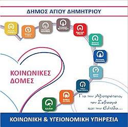 Δομές Κοινωνικής Μέριμνας Δήμου Αγίου Δημητρίου, socialpolicy.gr