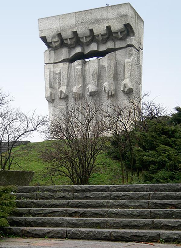 Μνημείο για τα θύματα του ναζισμού, socialpolicy.gr