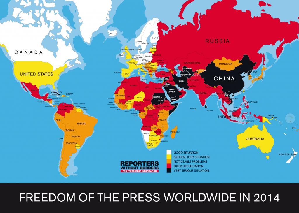 Παγκόσμια Ημέρα Ελευθερίας του Τύπου, socialpolicy.gr