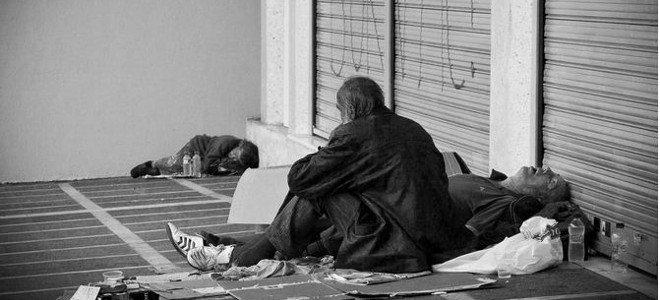 άστεγοι-Ελλάδα-Αθήνα