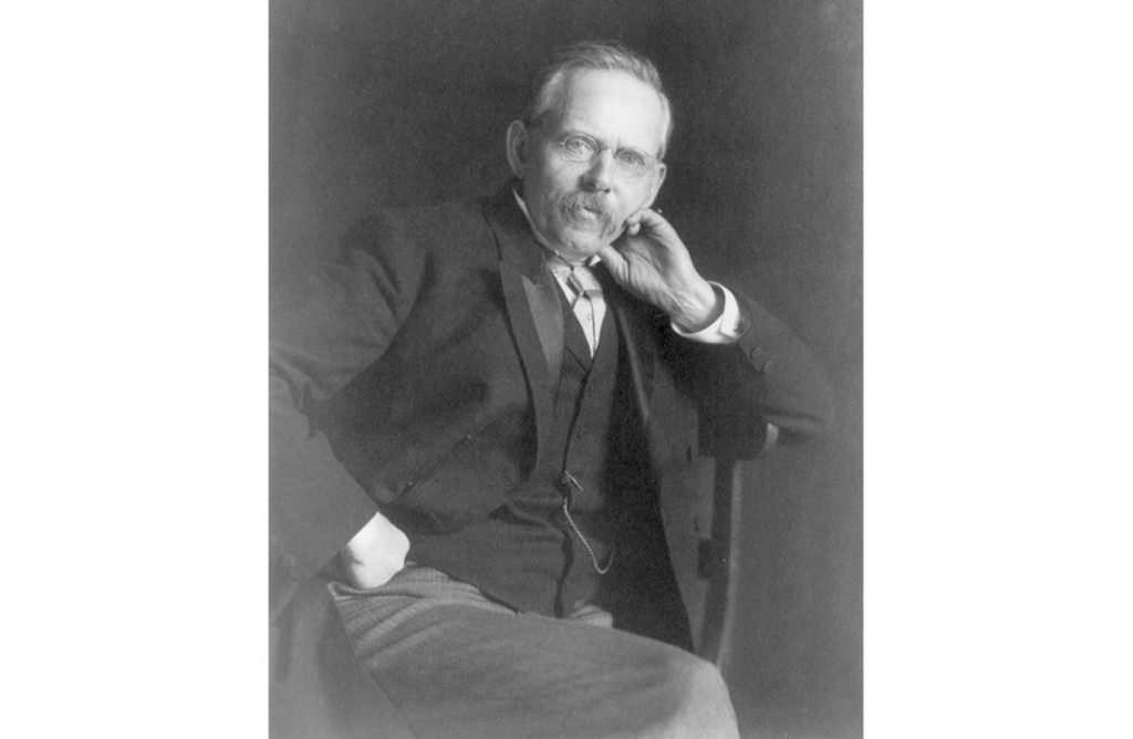 Jacob Riis, 1849-1914, (Museum of the City of New York)