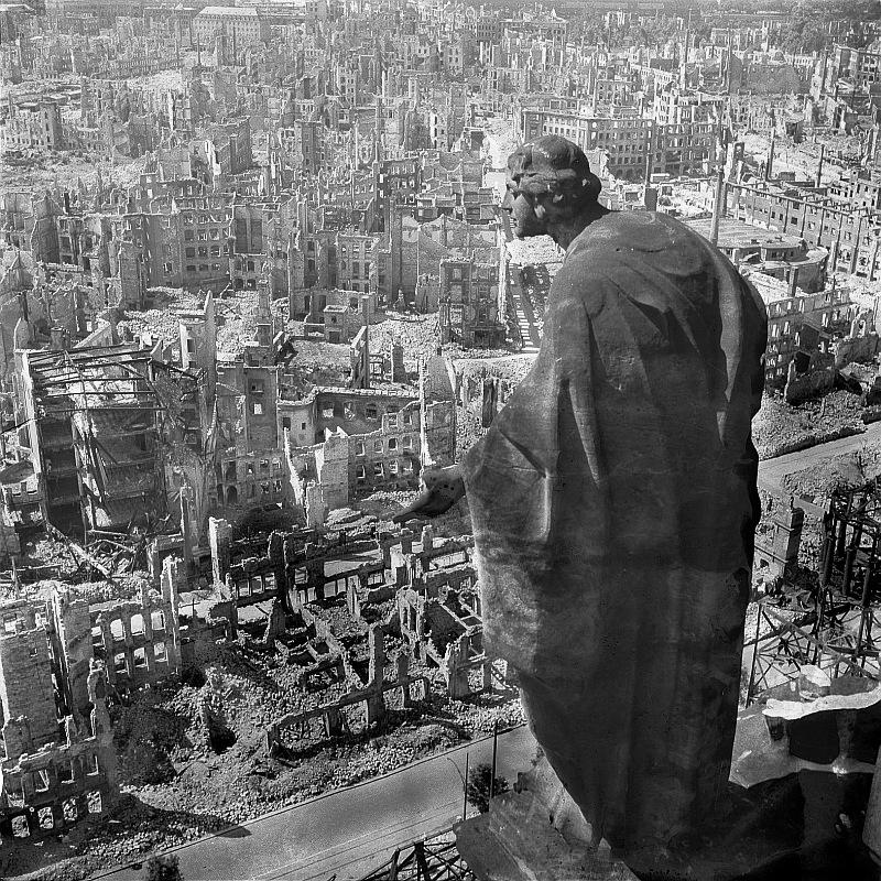 8-9 Μαΐου Διήμερο μνήμης για τα θύματα του Β' Παγκοσμίου Πολέμου