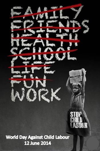 Παγκόσμια Ημέρα Κατά της Παιδικής Εργασίας, socialpolicy.gr