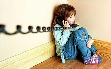 Τηλεφωνικές γραμμές για παιδιά και εφήβους