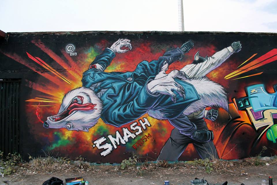 smash-fascism