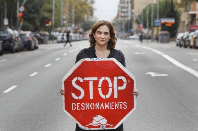 Άντα Κολάου Η ακτιβίστρια κατά των εξώσεων, η νέα δήμαρχος Βαρκελώνης
