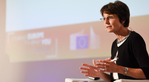 Visit of Jyrki Katainen and Marianne Thyssen to Belgium