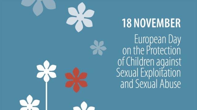 Ευρωπαική Ημέρα Προστασίας των Παιδιών από την Σεξουαλική Κακοποίηση και Σεξουαλική Εκμετάλλευση