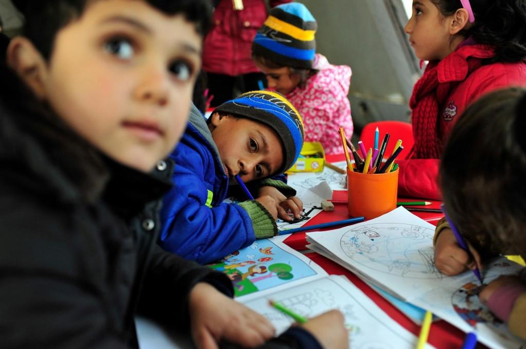 © UNICEF/SERA2015-00002/Georgiev Σερβία, 2015