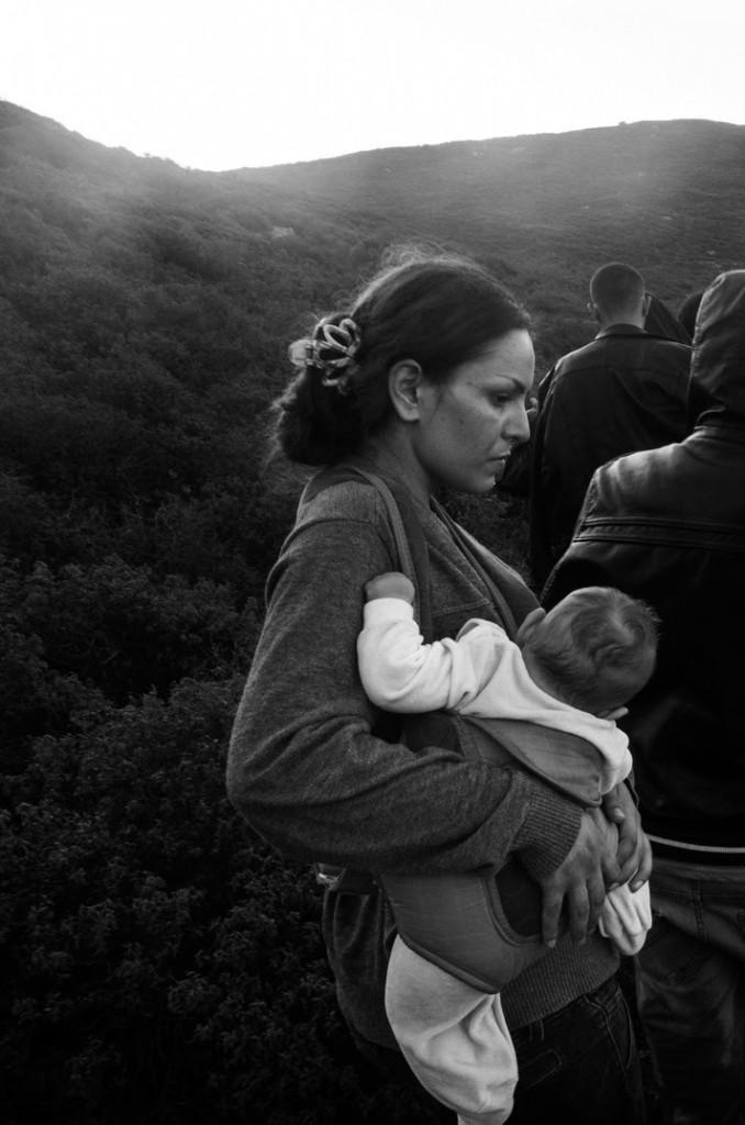 γυναίκες-πρόσφυγες