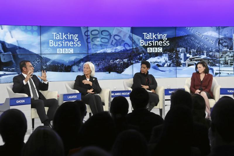 World Economic Forum/Remy Steinegger