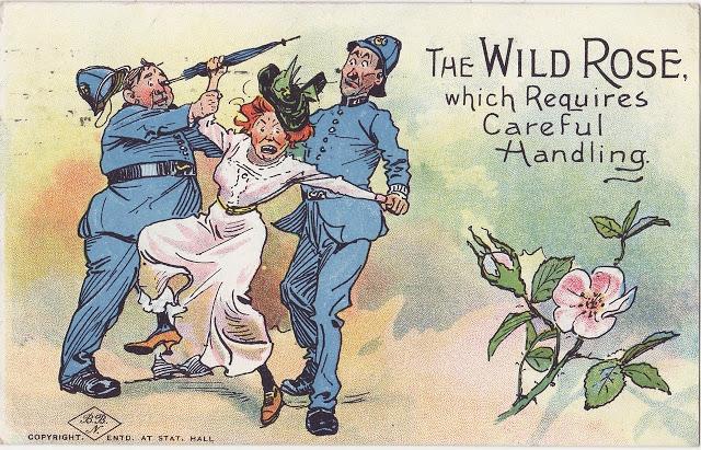 vintage woman suffragette poster (10)