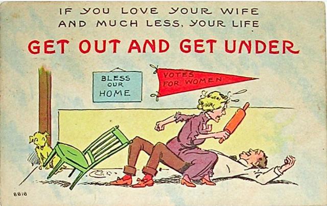 vintage woman suffragette poster (11)