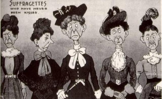vintage woman suffragette poster (15)