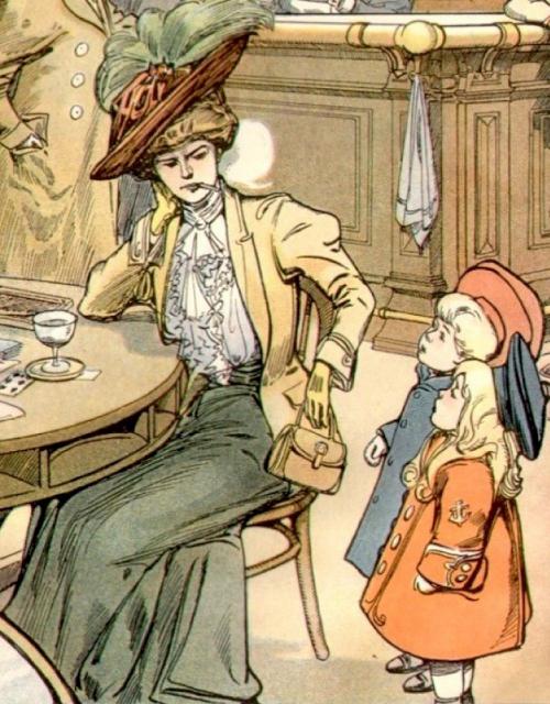 vintage woman suffragette poster (4)