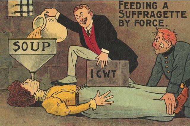 vintage woman suffragette poster (5)