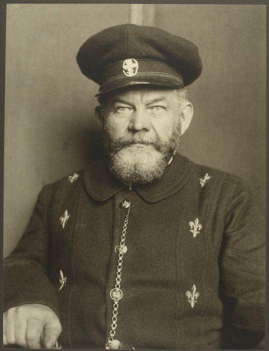 Άντρας από τη Δανία.