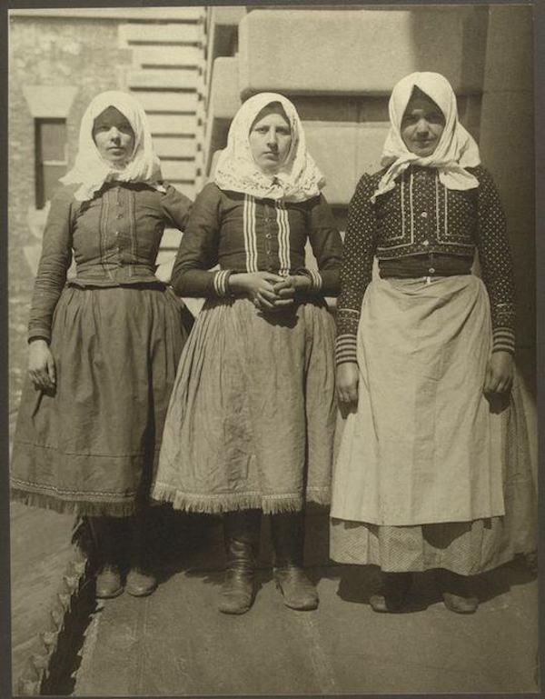 Γυναίκες από τη Σλοβακία.