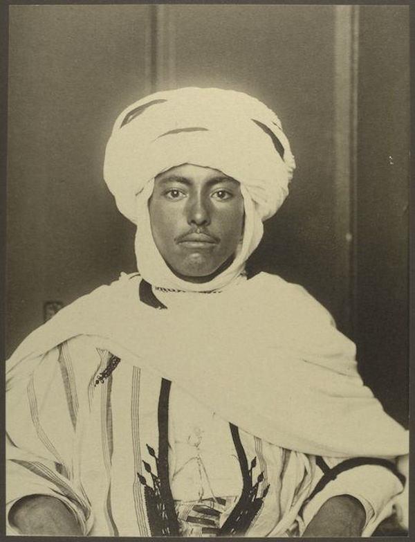 Άντρας από την Αλγερία.