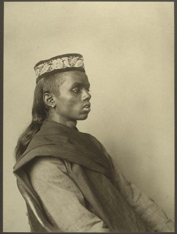 Νεαρός Ινδουιστής.