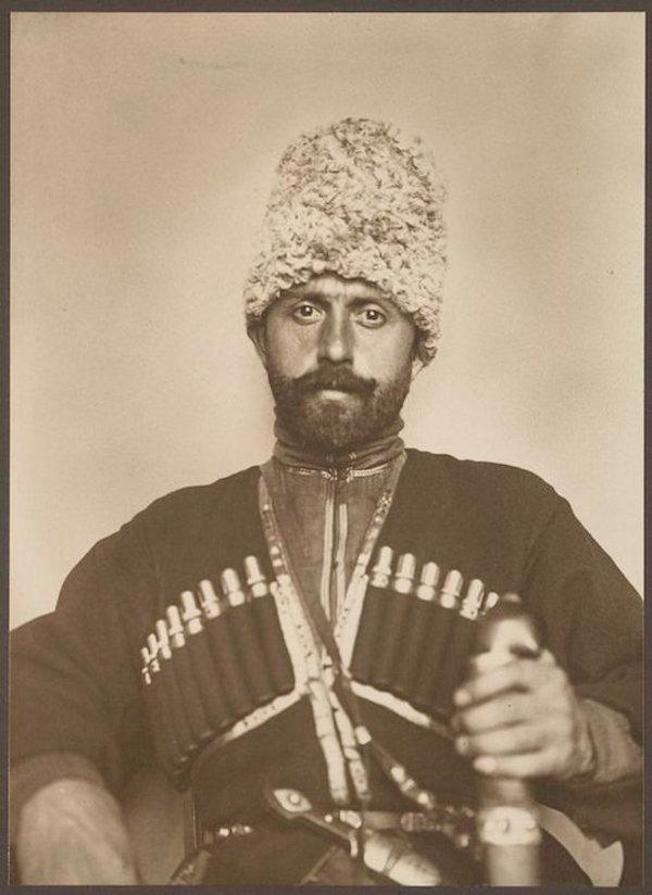 Κοζάκος από τις στέπες της Ρωσίας.