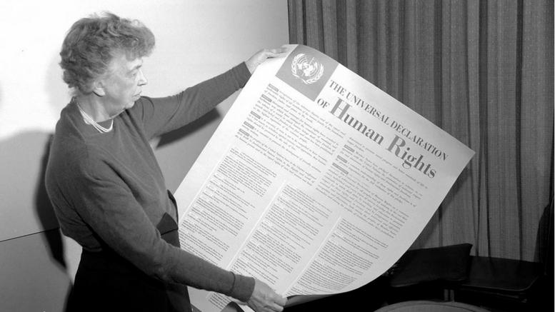 Οικουμενική Διακήρυξη Ανθρωπίνων Δικαιωμάτων