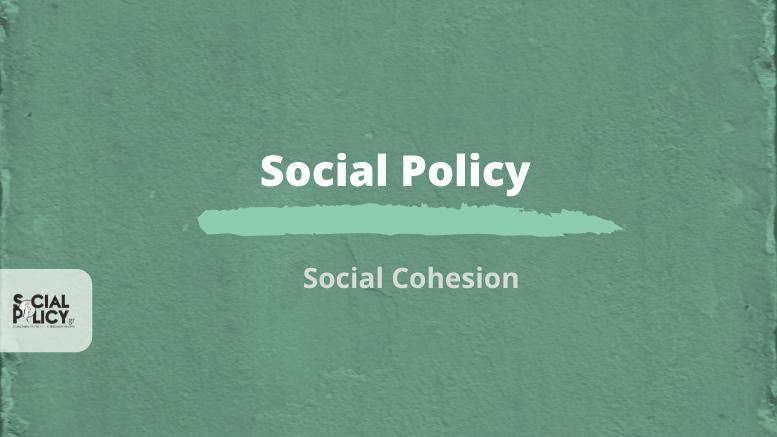 κοινωνική-πολιτική-κοινωνική-συνοχή-άρθρο