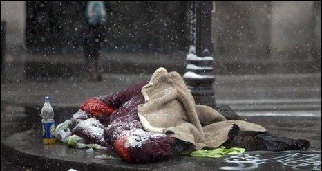 Έκτακτα μέτρα για τους άστεγους λόγω επιδείνωσης των καιρικών συνθηκών από το Δήμο Αθηναίων, socialpolicy.gr