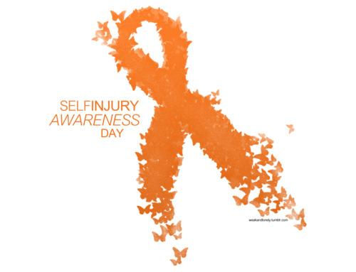 Παγκόσμια Ημέρα Ευαισθητοποίησης για τον Αυτοτραυματισμό