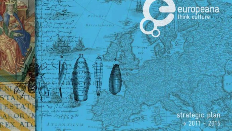 Europeana H ηλεκτρονική βιβλιοθήκη της Ευρώπης