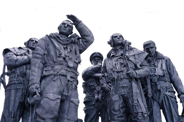 bomber command memorial, socialpolicy.gr