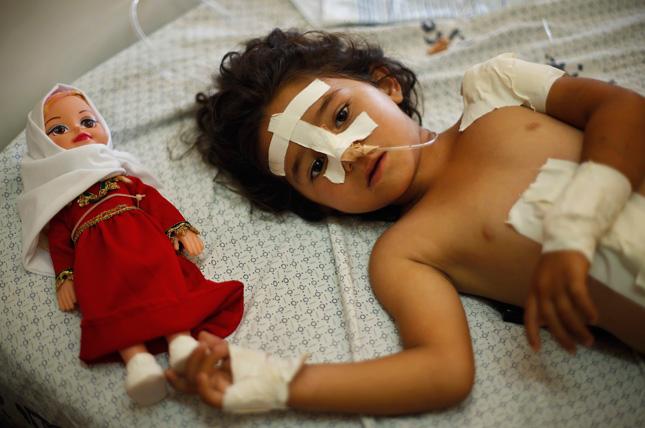 ΕΠΕΙΓΟΝ - Γάζα Σήμερα - Γιατροί του Κόσμου Ελλάδας