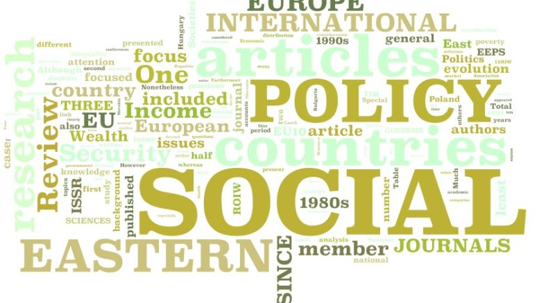 Συνέντευξη με τον Νίκο Κουραχάνη για το Μεταπτυχιακό Πρόγραμμα Σπουδών «Ευρωπαϊκή Κοινωνική Πολιτική», socialpolicy.gr