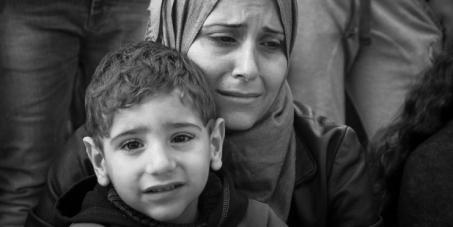 άστεγα-προσφυγόπουλα-στο-σύνταγμα