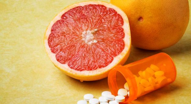 Grapefruit and Prescription Medication