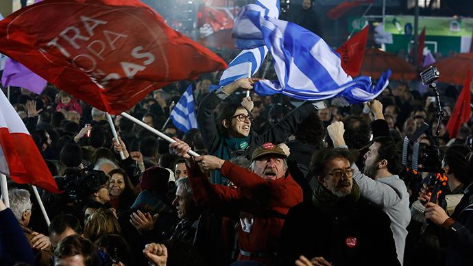 Φώτο Reuters / Alkis Konstantinidis.