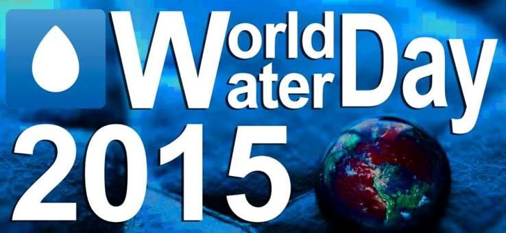 Παγκόσμια Ημέρα για το Νερό 2015