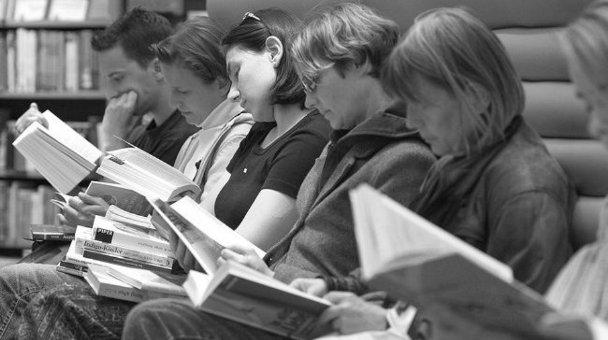 Πρόγραμμα αντιμετώπισης των κοινών παθήσεων ψυχικής υγείας με την ανάγνωση