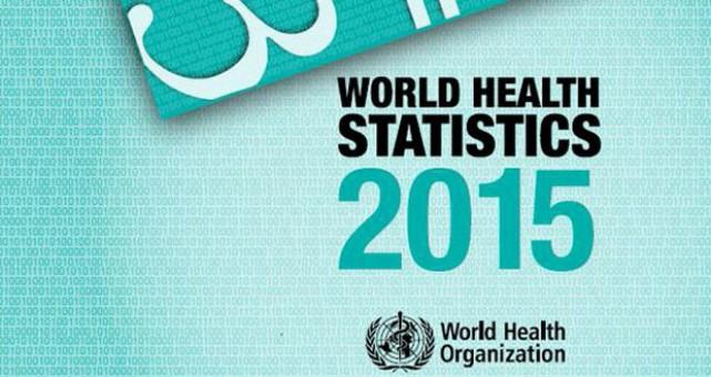 ΠΟΥ Στατιστικά για την Παγκόσμια Υγεία 2015