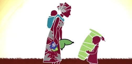 Who Cares Βίντεο για την απλήρωτη εργασία, τη φτώχεια και τα γυναικεία ανθρώπινα δικαιώματα