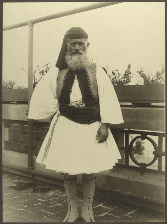 Έλληνας στρατιώτης.