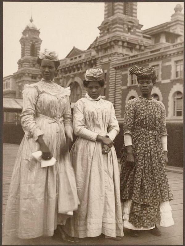 Γυναίκες από τη Γουαδελούπη.