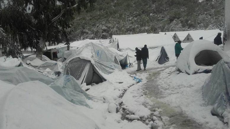 Δελτίο Τύπου των Γιατρών Χωρίς Σύνορα για την κατάσταση σε Σάμο και Λέσβο