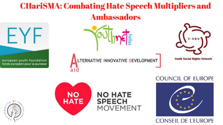 CHariSMA-Combating Hate Speech Multipliers and Ambassadors-web-socialpolicygr