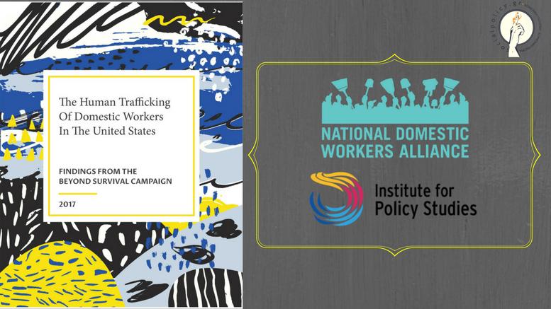 Έκθεση Το φαινόμενο του trafficking των οικιακά εργαζομένων στις Η.Π.Α.