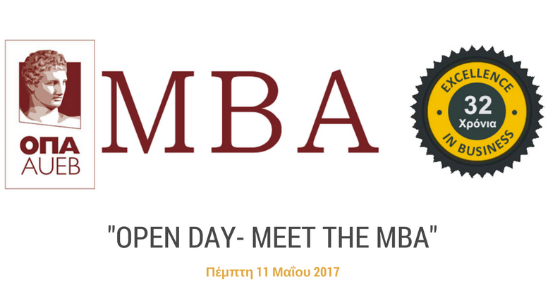 open day-meet the MBA